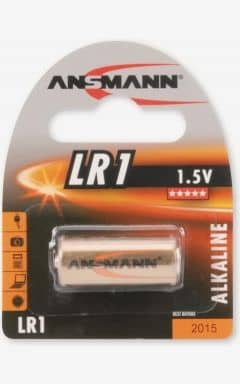 Batterier  Batteri LR1