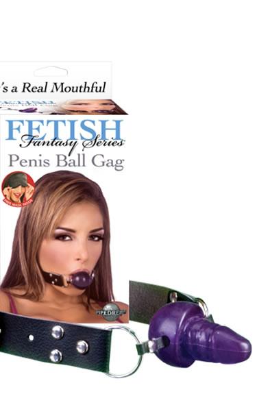 Penis Gag Ball