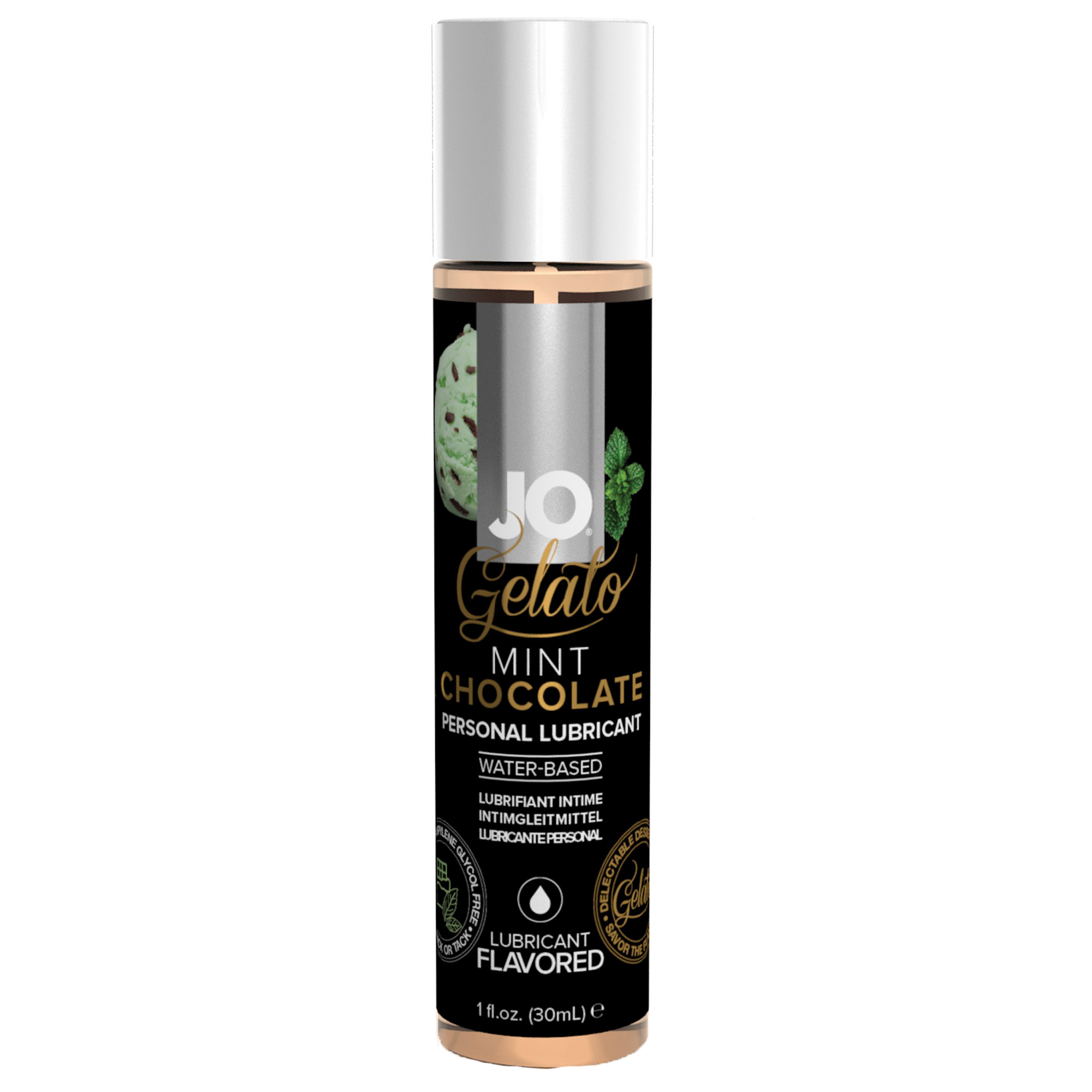 JO Gelato Mint Chocolate Lubricant 30 ml