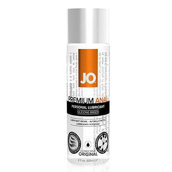 JO Anal Premium - 60 ml | Apotek, Glidmedel, Silikonbaserat glidmedel | Intimast.se - Sexleksaker