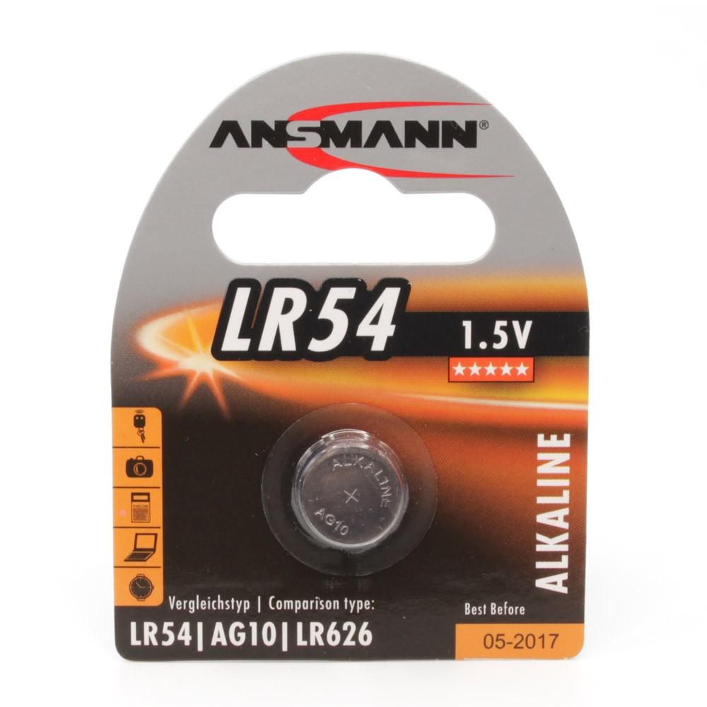 Batteri LR54