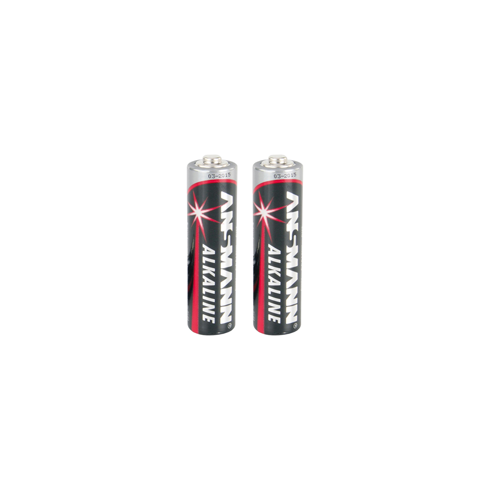 Batteripaket 2 x LR06 - AA