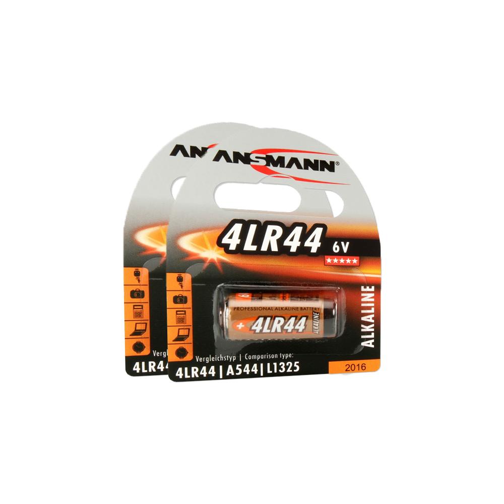 Batteripaket 2 x LR44