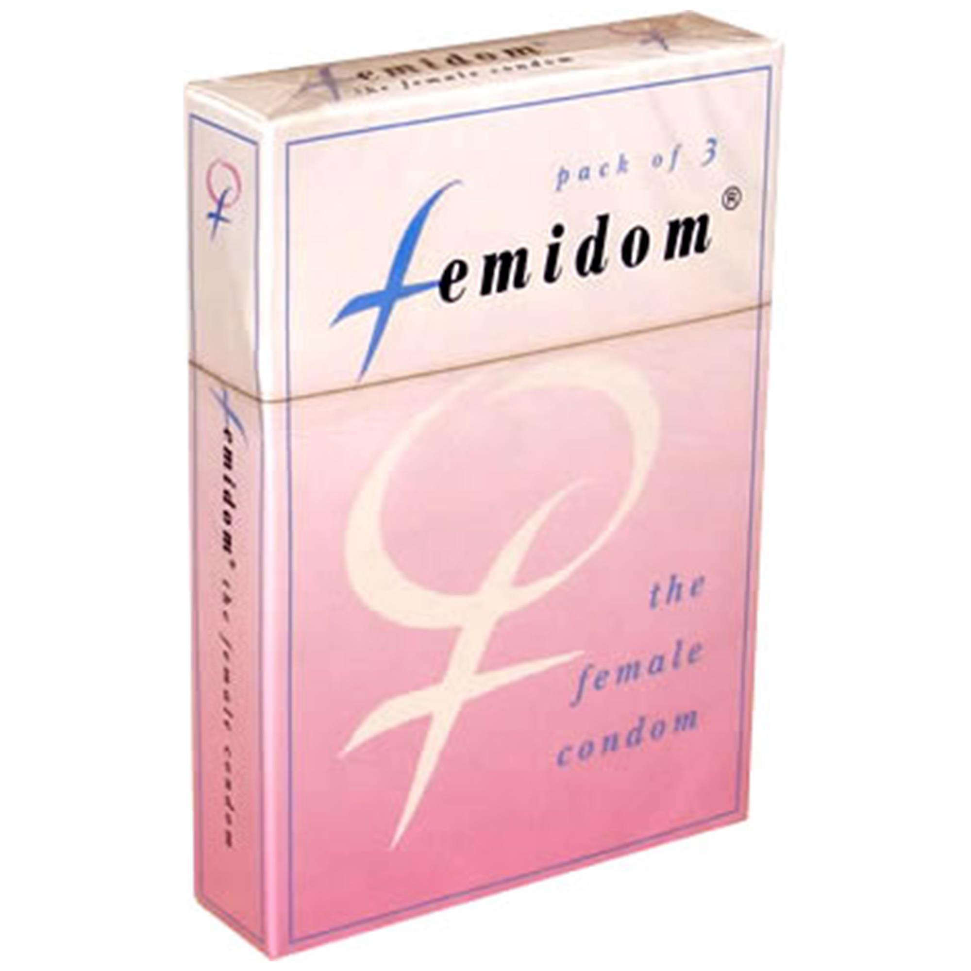 Femidom 3pc