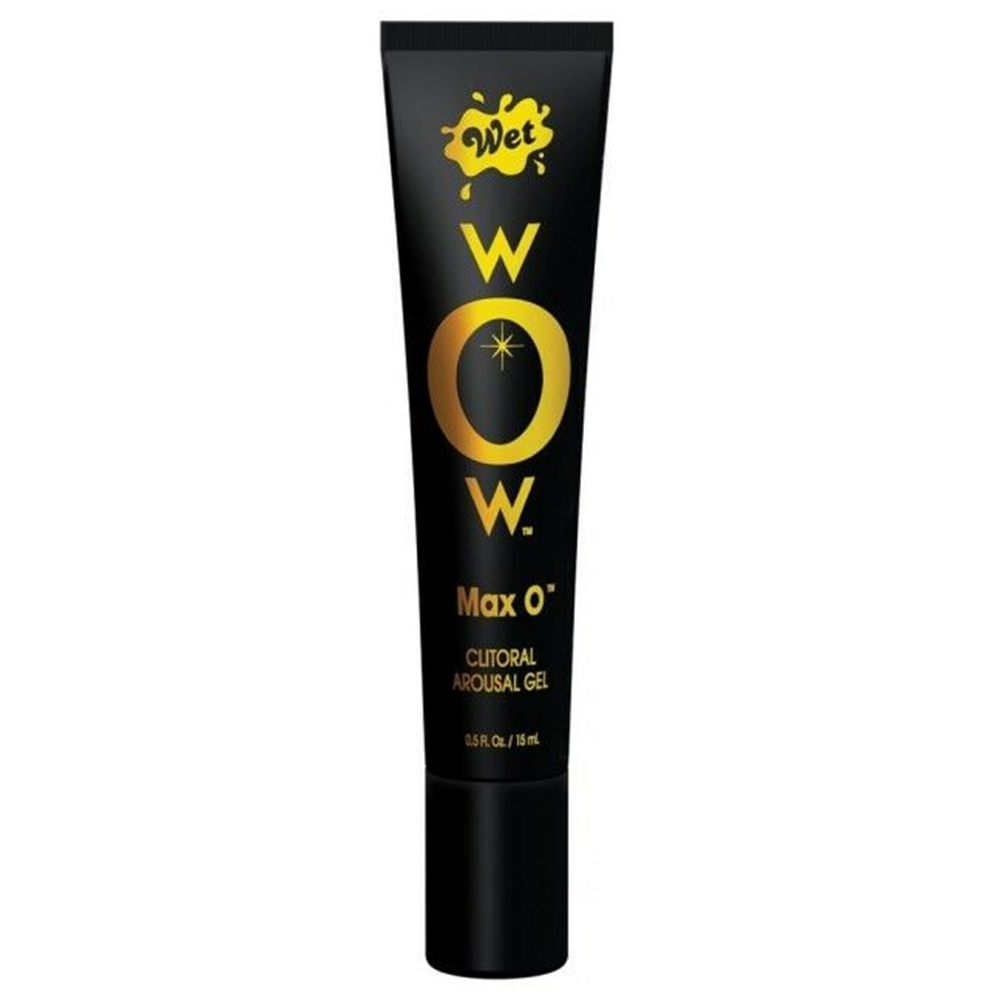 Wet wOw Max O Clitoral Arousal Gel 15m