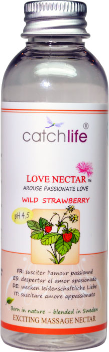 Love Nectar Wild Strawberry