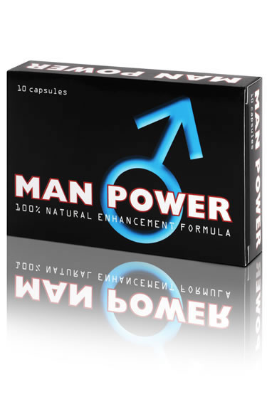 Man Power - 10 kapslar