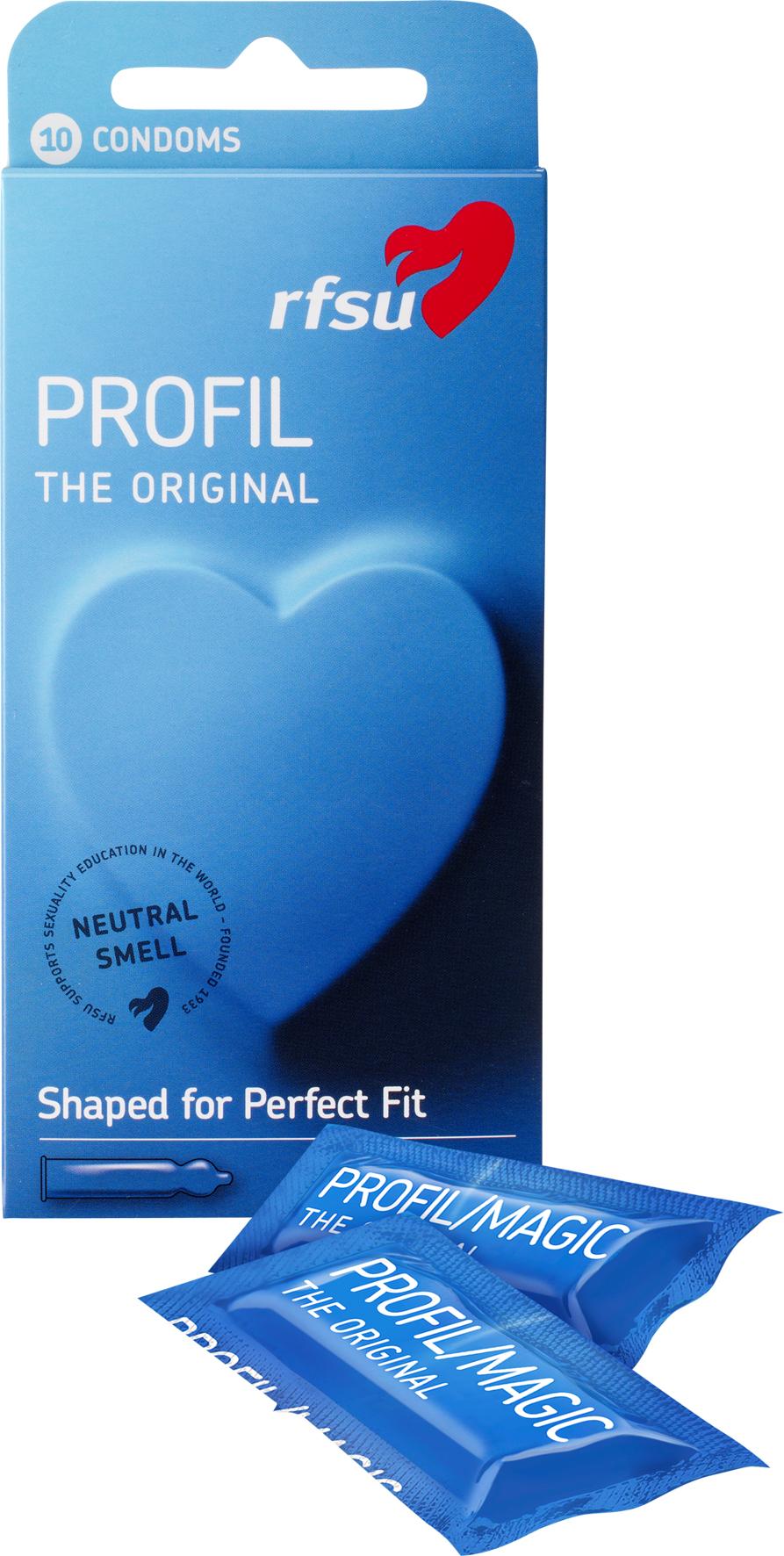 RFSU kondomer - Profil