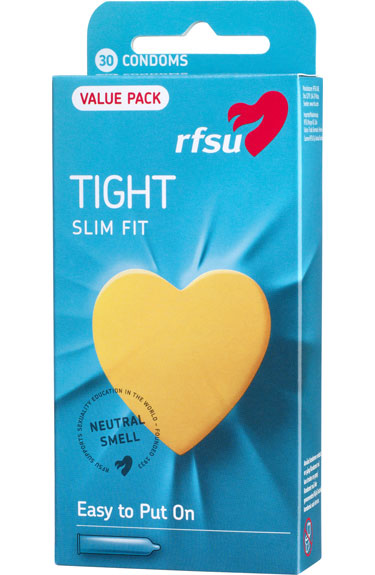 RFSU Tight slim fit - 30-pack