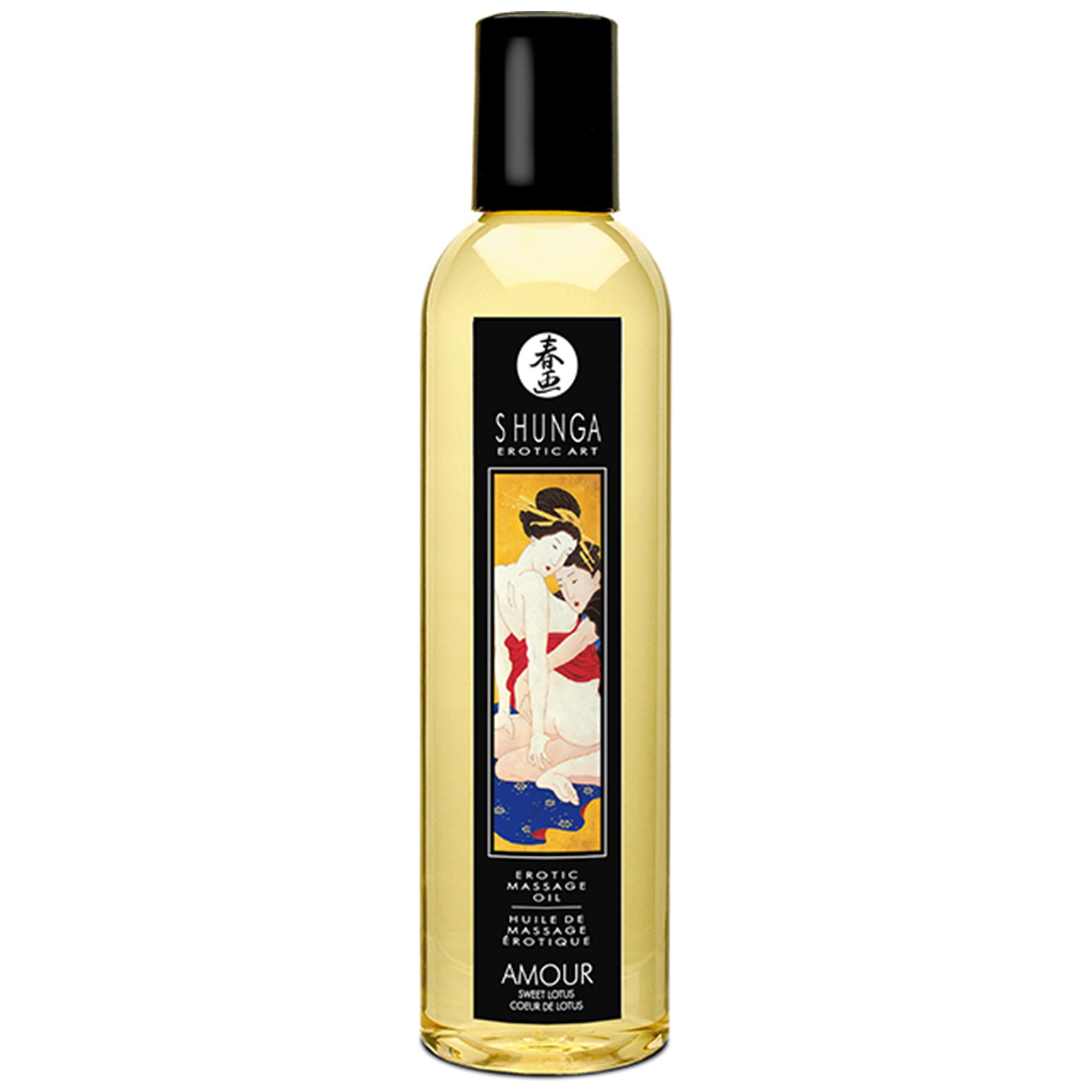 Massage Oil Sweet Lotus - Amour | Apotek, Massage, Massageolja | Intimast.se - Sexleksaker