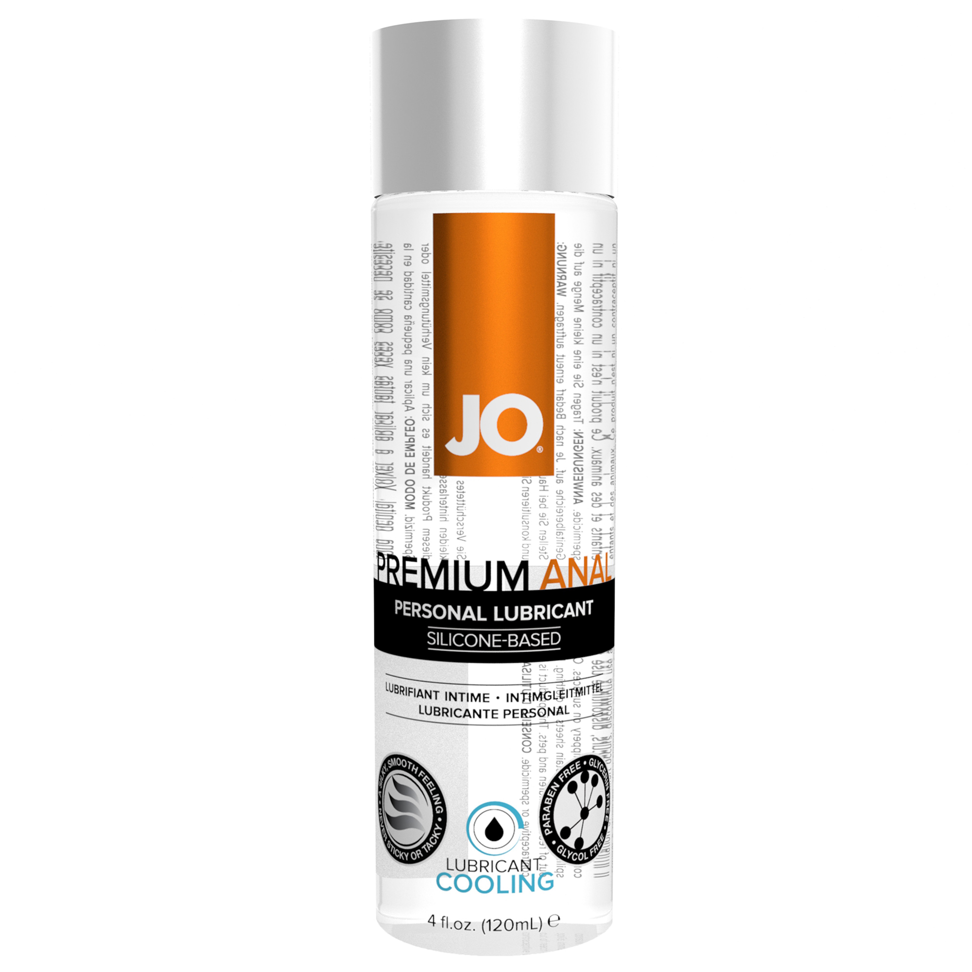 JO Anal Premium Cool - 120 ml