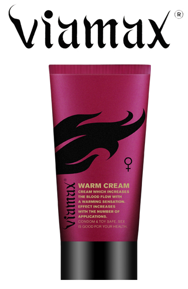 Woman Warm Cream