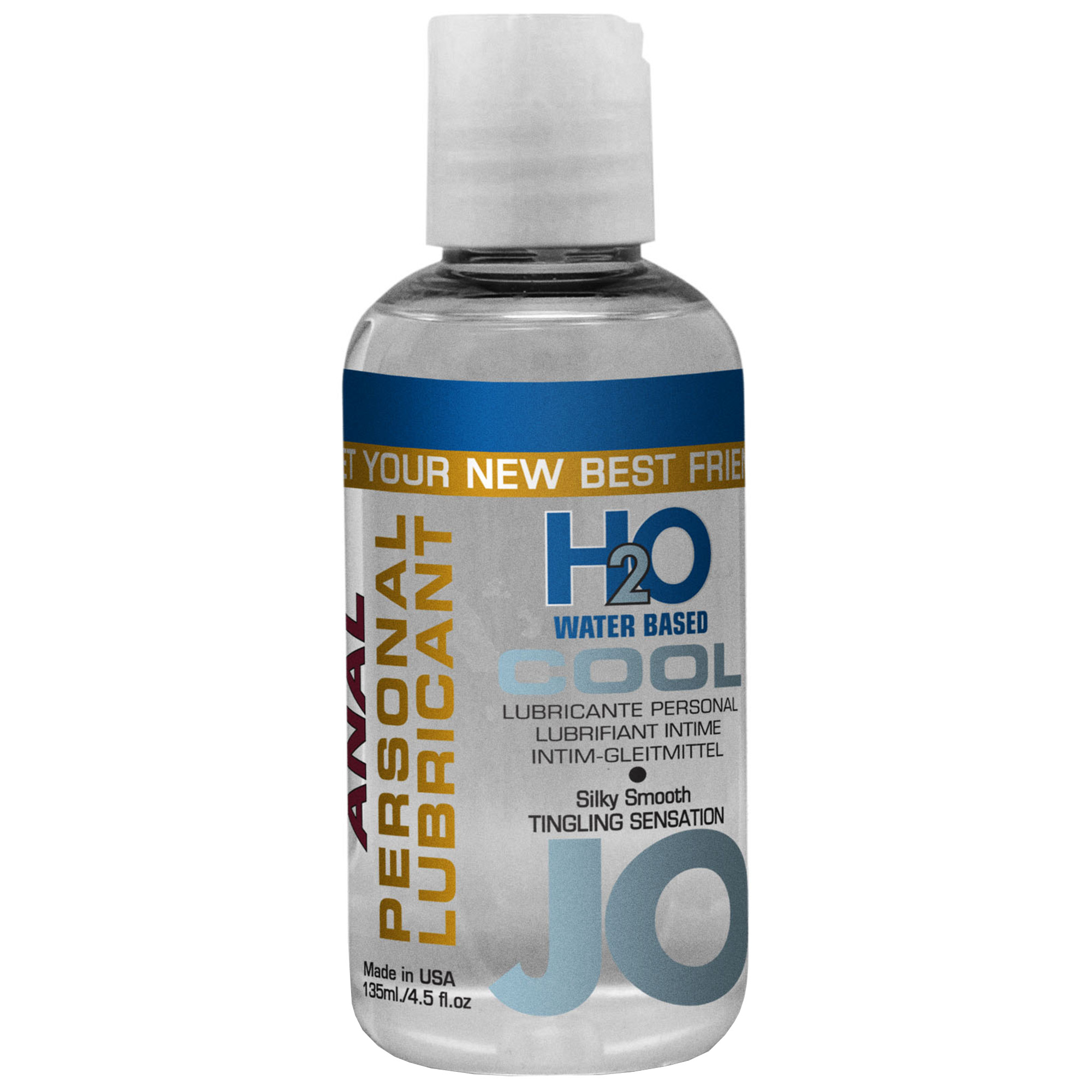 Anal H2O Cooling Lubricant