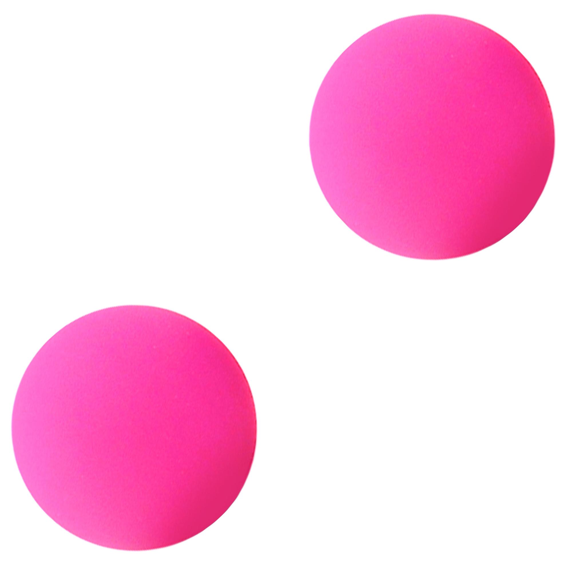 Kegel Balls - Knipkulor - Neon Pink
