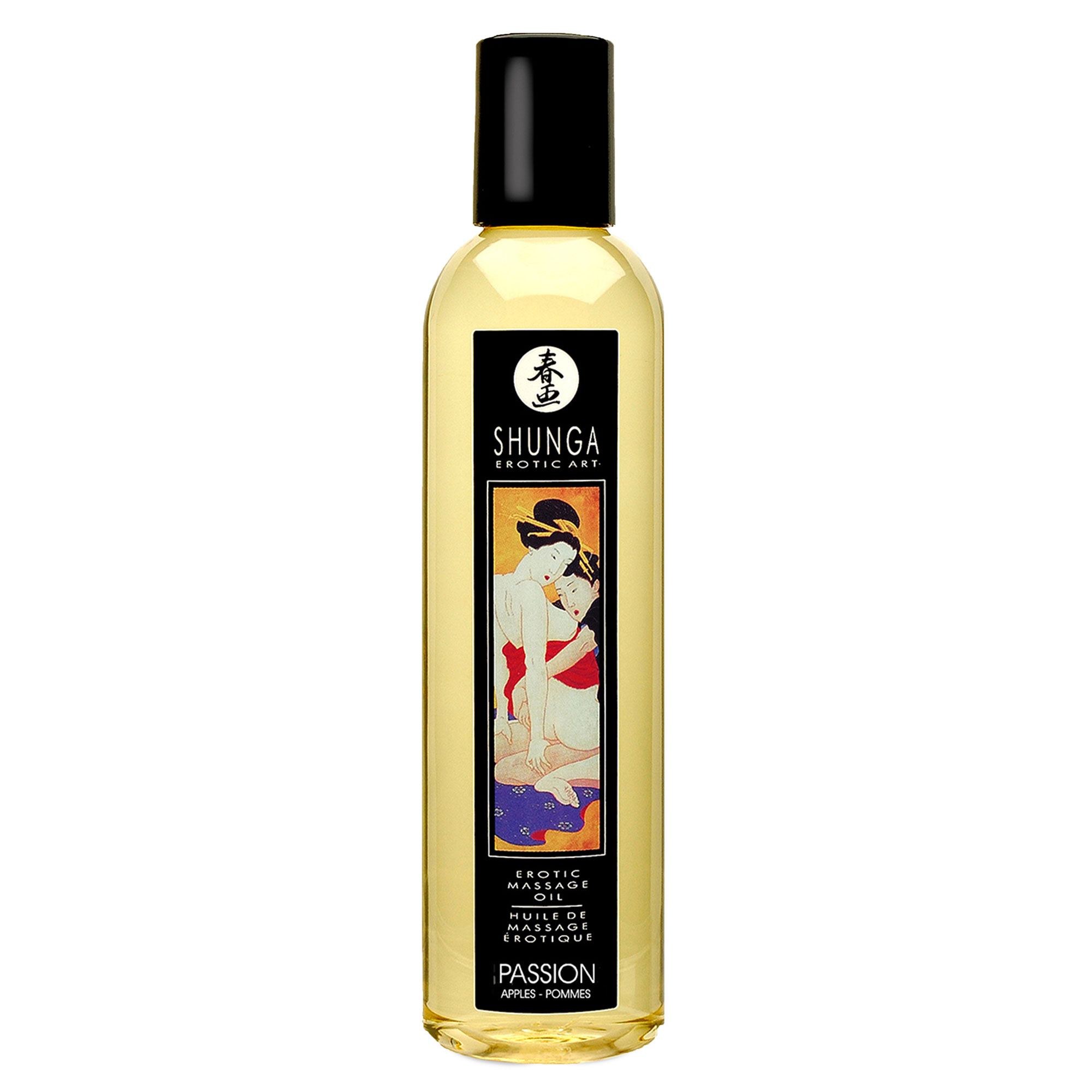 Shunga Massage Oil Passion - 250 ml | Apotek, Massage, Massageolja | Intimast.se - Sexleksaker