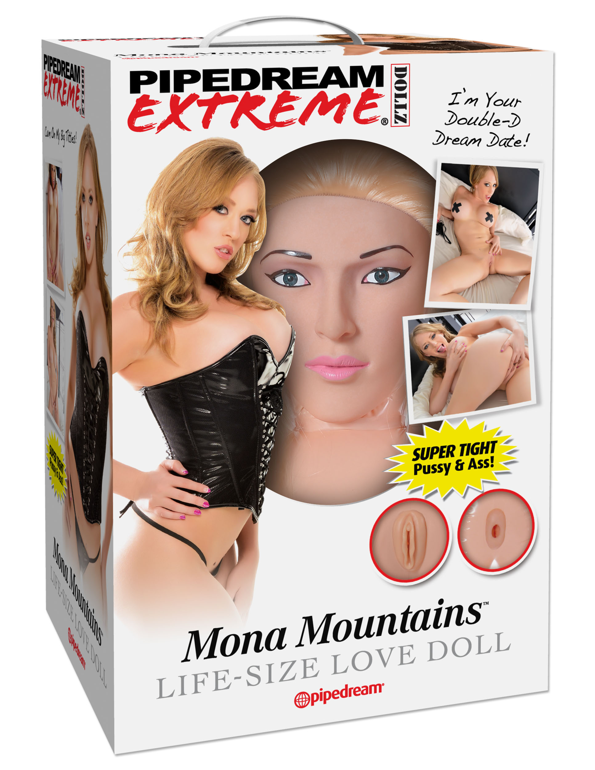 Mona Mountains Love Doll