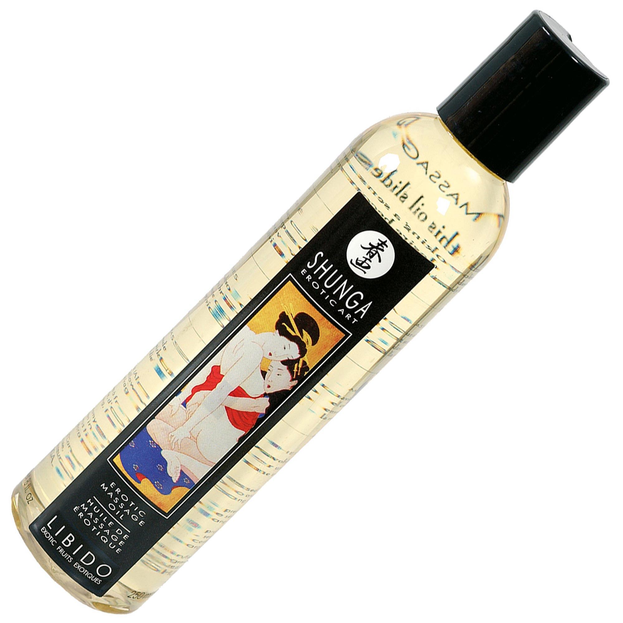 Shunga Massage Oil Libido