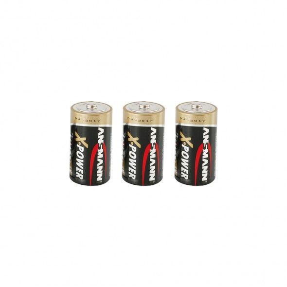 Batteripaket 3 x LR14 - C