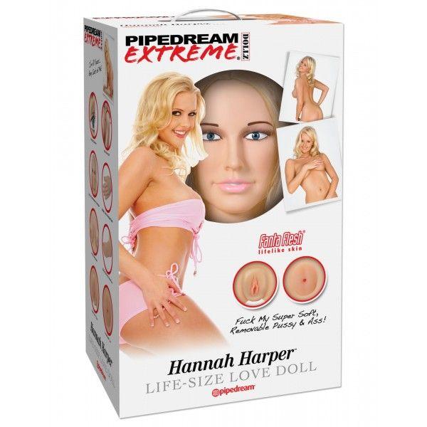 Hannah Harper Love Doll