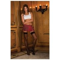 Schoolgirl Mini Skirt