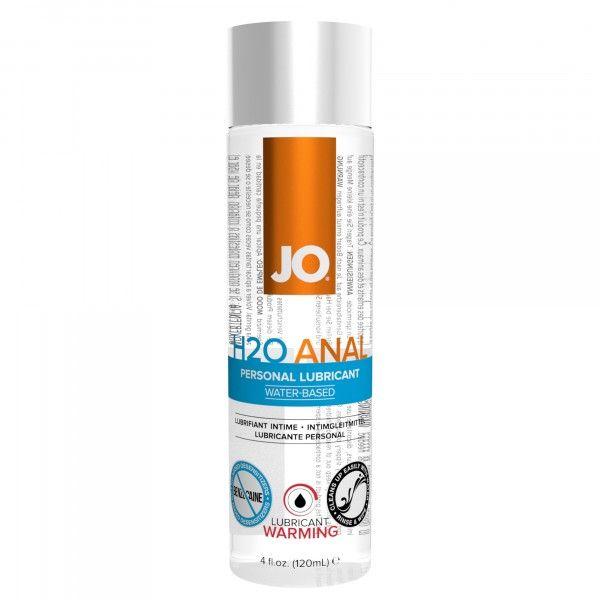 Anal H2O Warming