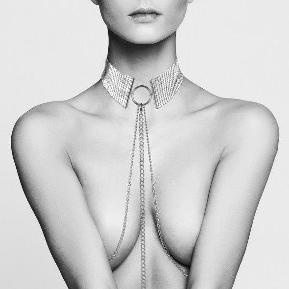 Desir Metallique Collar Silver