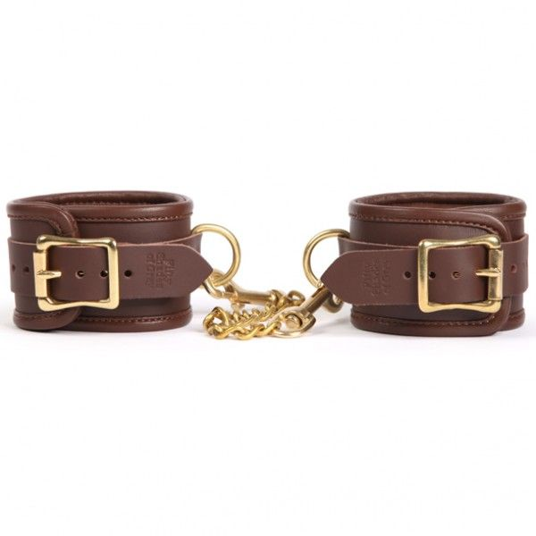 Red Room Collection - Ankle Cuffs