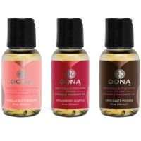 Dona - Let Me Kiss You Gift Set - 3 x 30 ml