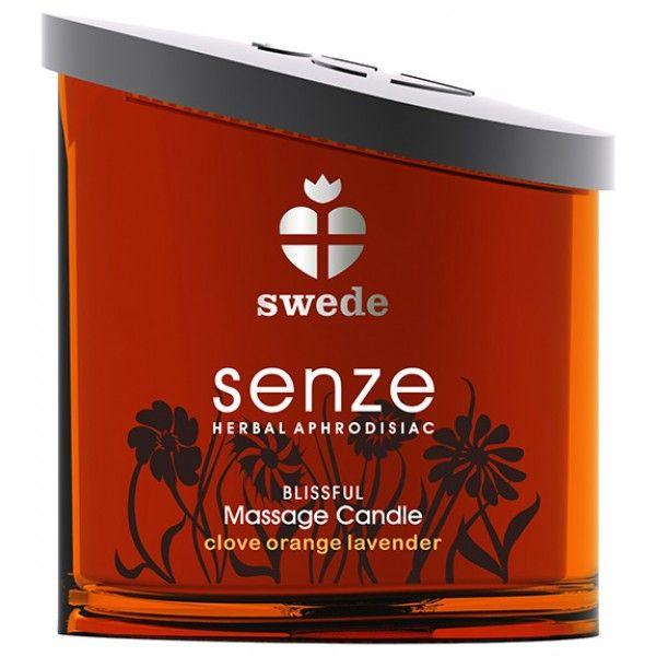 Senze Massage Candle Blissful