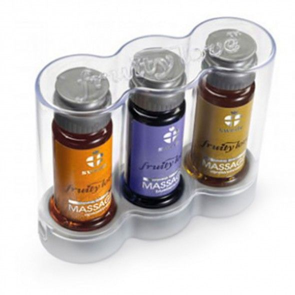 Fruity Love Massage Gift Package No. 1 - 3x50 ml