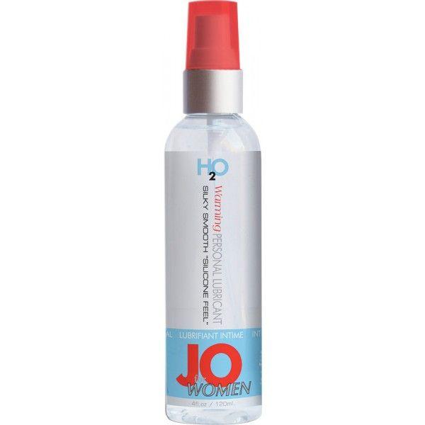 JO Women H2O Warming - 120 ml