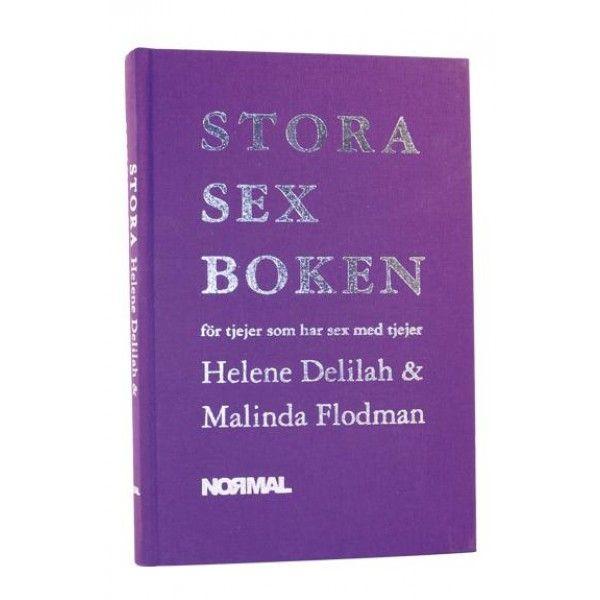 Stora sexboken för tjejer som har sex med tjejer