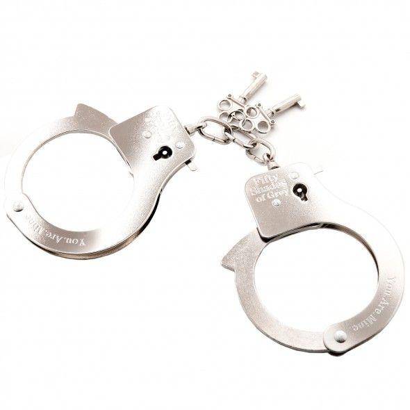 Handbojor Metal (Handcuffs)