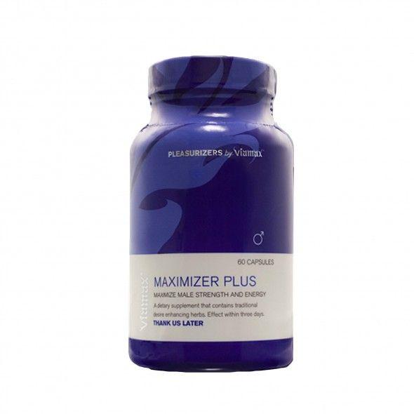 Maximizer Plus