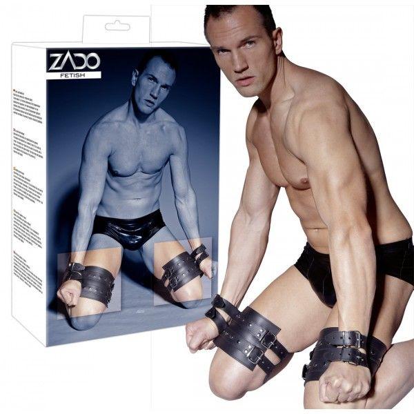 Zado Leather Leg/Wrist Cuff
