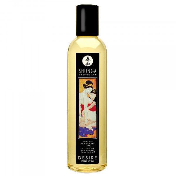 Shunga Massage Oil Desire