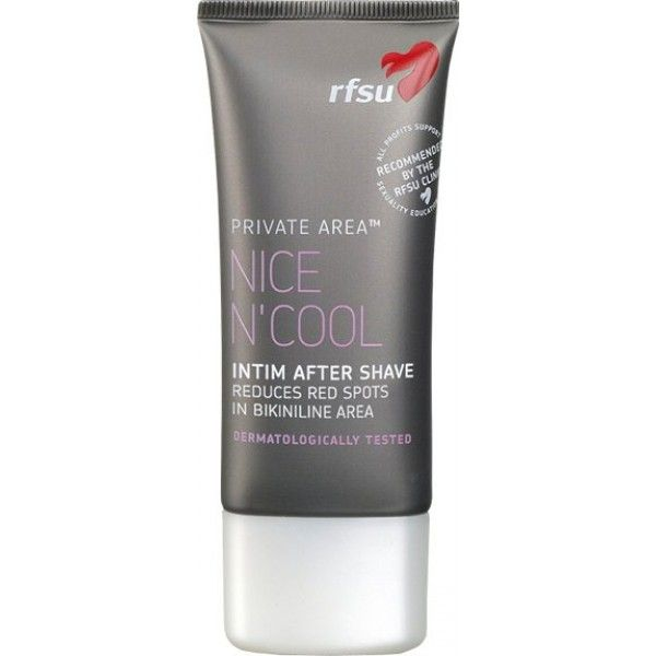 RFSU Nice n' Cool - Intim After Shave - 50 ml