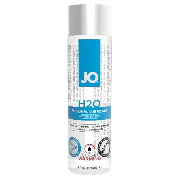 System JO H2O Warming
