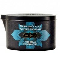 Kama Sutra Massage Candle Deep Ocean