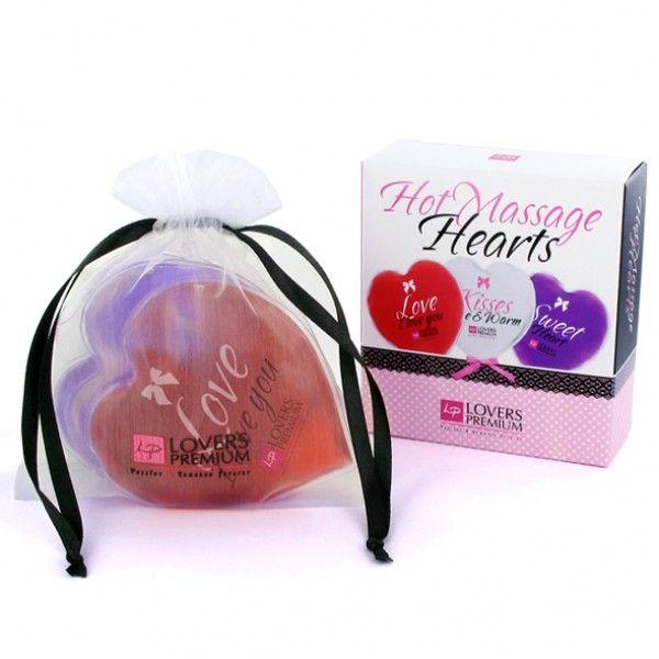 Hot Massage Hearts