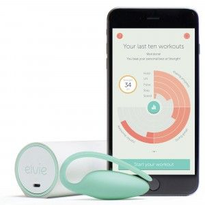 Elvie - Pelvic Floor Exercise Tracker