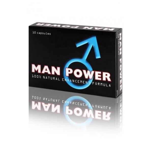 Man Power - 10 kapslar