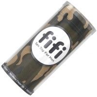 FiFi - Masturbator with 5 sleeves Camo