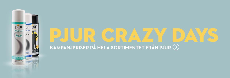 Pjur Crazy Days